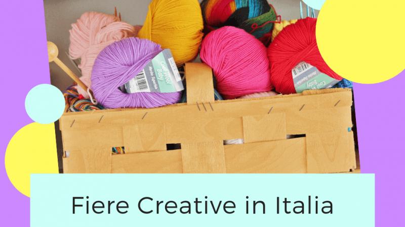 Fiere Creative e dell'Hobbistica Italia