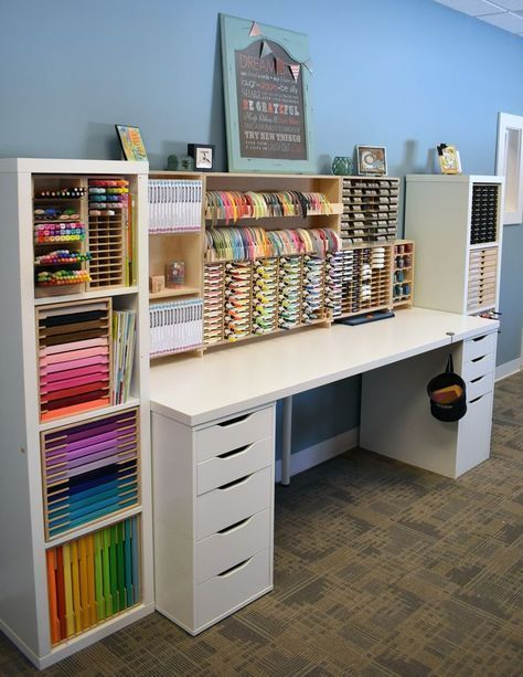 idee craft room