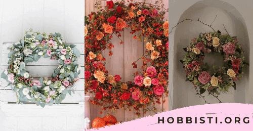 Come fare una ghirlanda di fiori