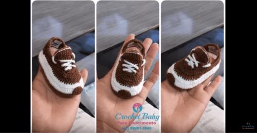 Come fare le scarpine neonato a uncinetto